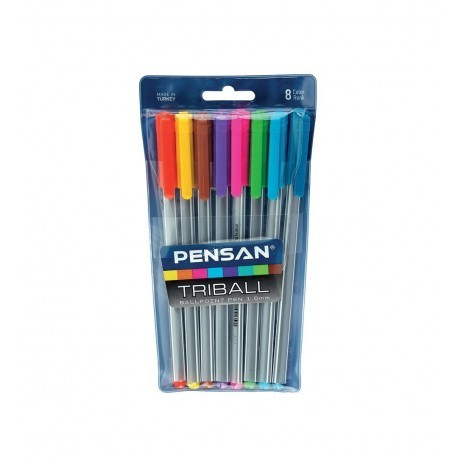 Pix PENSAN Triball color, 8 buc/set