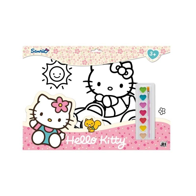 Set pentru desen A3 Hello Kitty