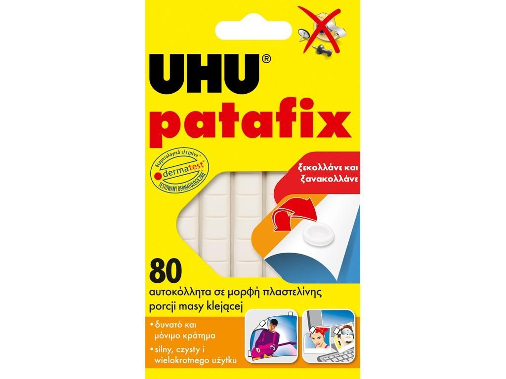 Pastile dublu adezive Patafix UHU