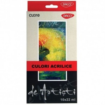 Culori acril 22 ml Artist...