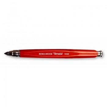 Creion mecanic 5,6mm rosu...