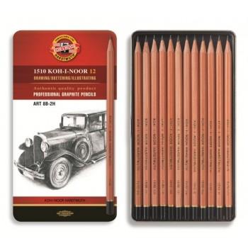 Set 12 creioane grafit...