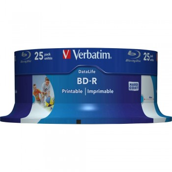 BD-R VERBATIM 25GB, viteza...