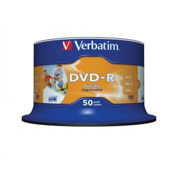 DVD-R VERBATIM 4.7 GB, 120...