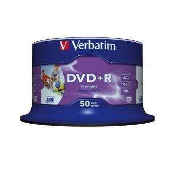 DVD+R VERBATIM 4.7 GB, 120...