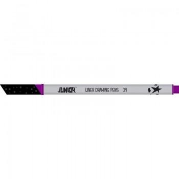 Liner Caroline 0,4 mm, violet