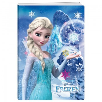 Caiet A4 FROZEN 52 file,...