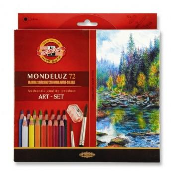 Set 72 creioane colorate...