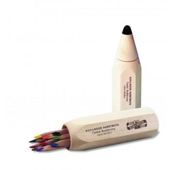 Set 10 creioane colorate...
