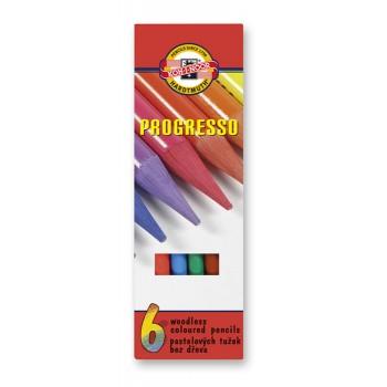 Set 6 creioane colorate...