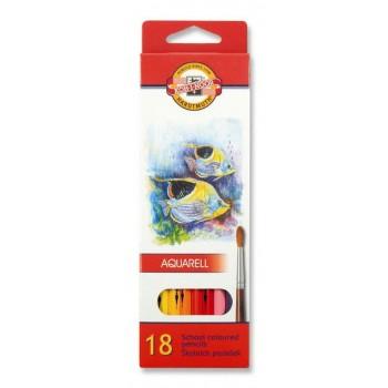 Set 18 creioane colorate...