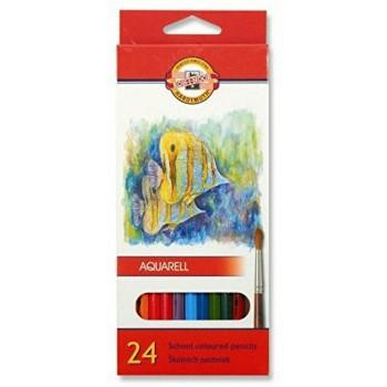 Set 24 creioane colorate...