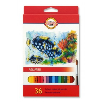 Set 36 creioane colorate...