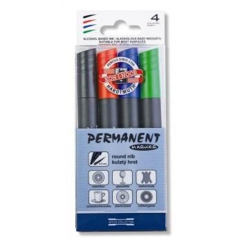 Set 4 markere permanente...