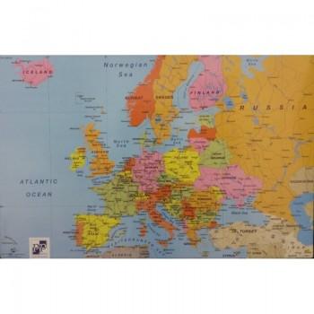 Mapa de birou 68x44cm harta...
