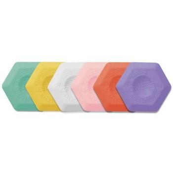 Guma plastica hexagonala,...