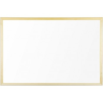 Whiteboard cu rama din lemn...