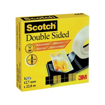 Bandă dublu adezivă Scotch...